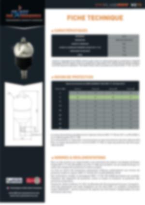 technical datasheet Ioniflash Mach Ng 15