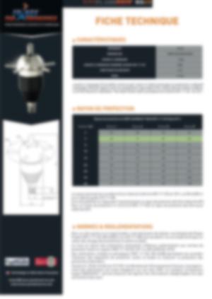 technical datasheet Ioniflash Mach Ng 45