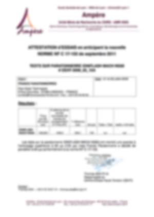 af-Test Avance Amorcage - Lab Ampere CNRS - MachNG60