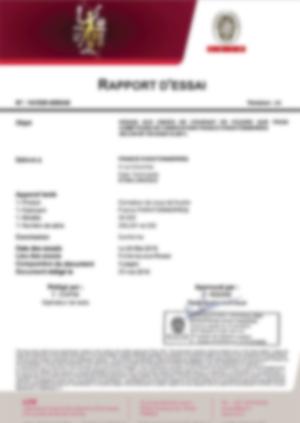 af-Certificat test100kA_compteur_30002