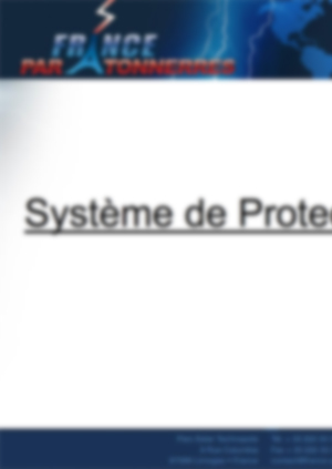 af-dtc_007_Ind.01 - Systèmes de Protection Foudre