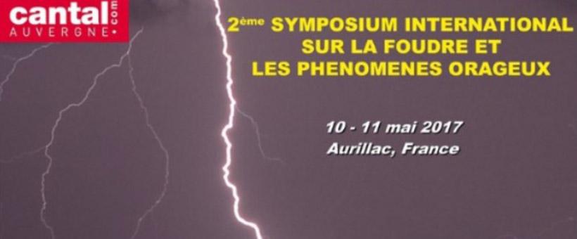 2e Symposium sur la Foudre et les phénomènes orageux